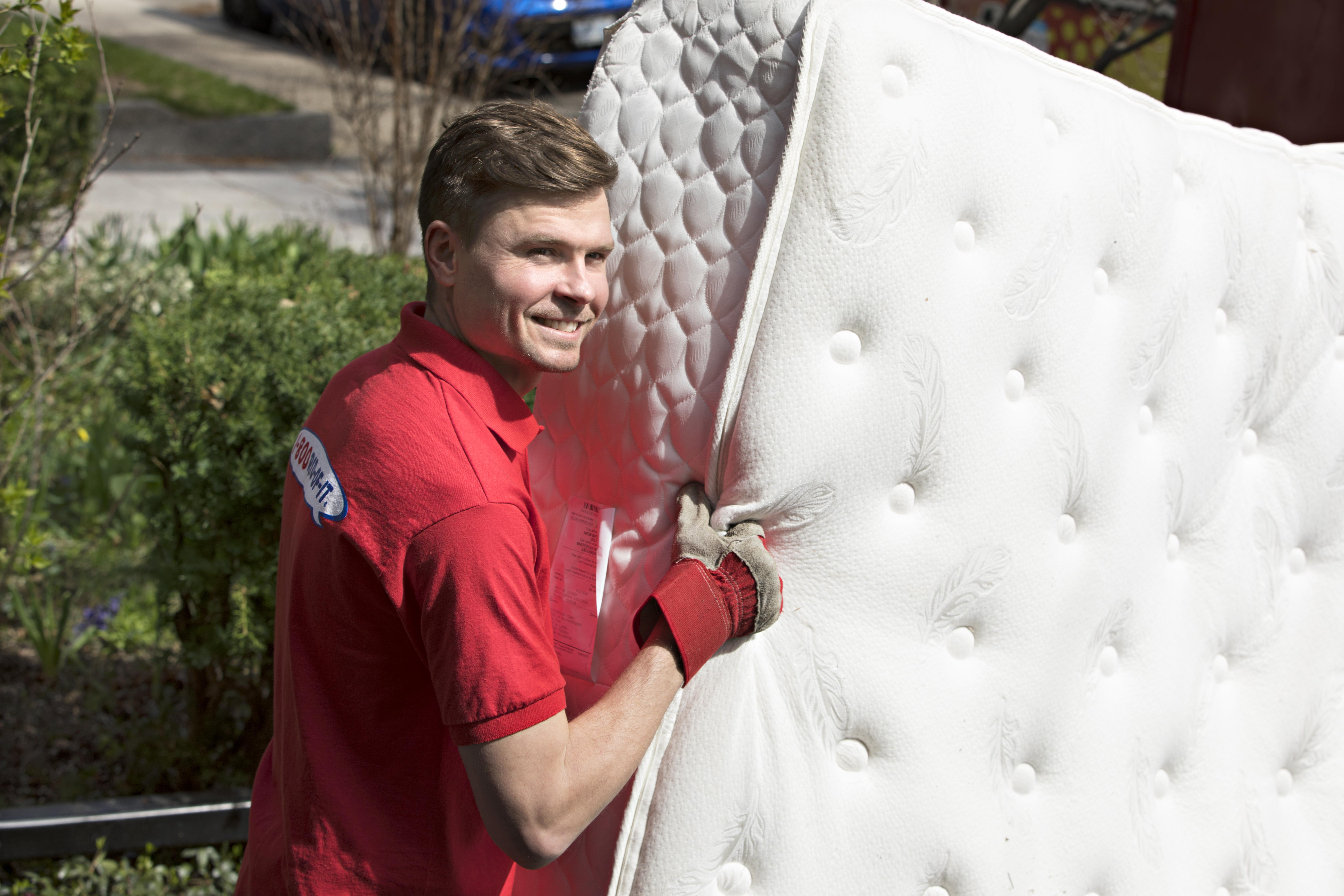 mattress removal toronto